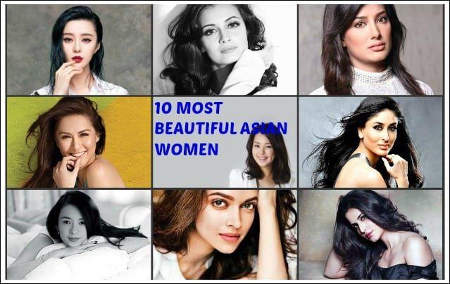 Top 10 schönste asiatische Frauen 2016