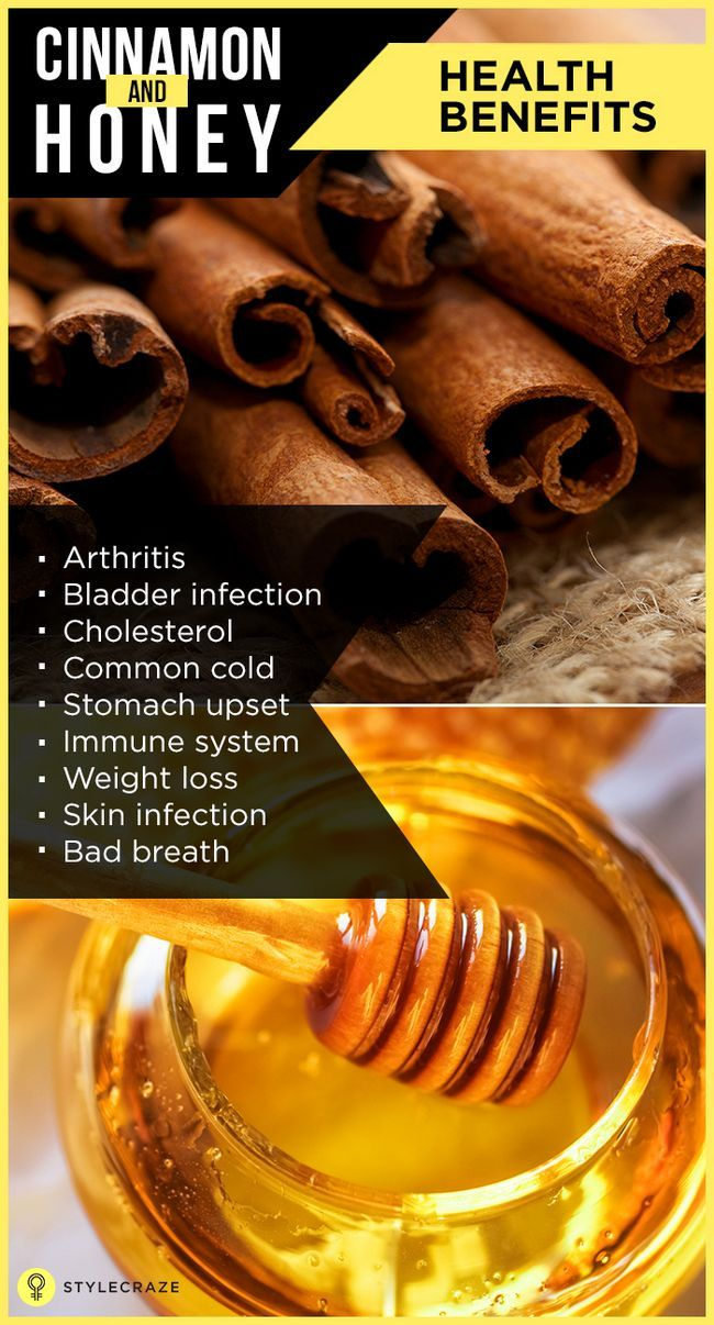 Top 16 Honig und Zimt Nutzen für die Gesundheit
