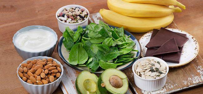 Top 39 Magnesium-reiche Lebensmittel sollten Sie in Ihrer Ernährung