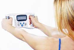 Körperfettanteil bei Frauen