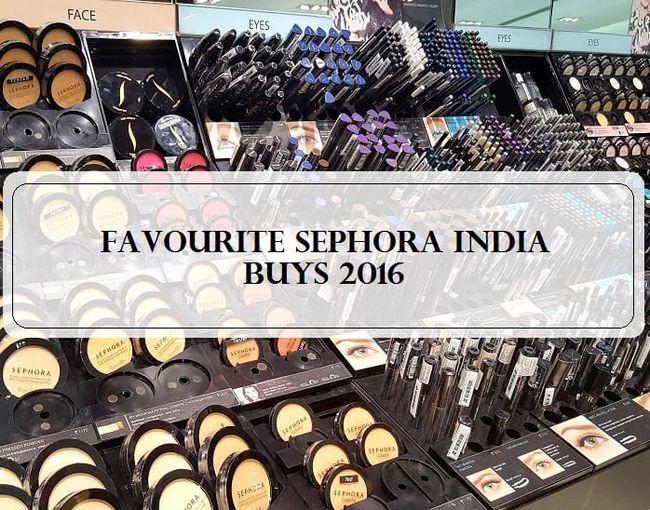 Top 6 Marken und Produkte bei Sephora Indien kaufen