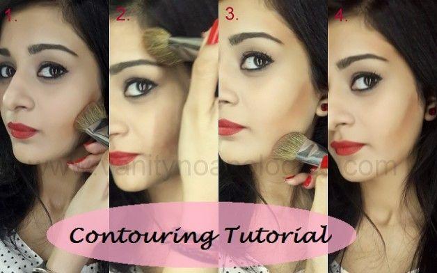 Tutorial: wie Sie Ihr Gesicht Kontur zu schlanker aussehen