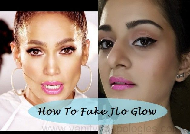 Tutorial: wie jennifer lopez Bronze glühen Make-up Look