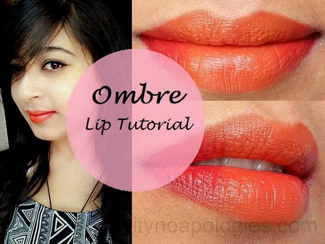 Tutorial: Wie ombre Gradienten Lippen in 4 Schritten zu perfektionieren!