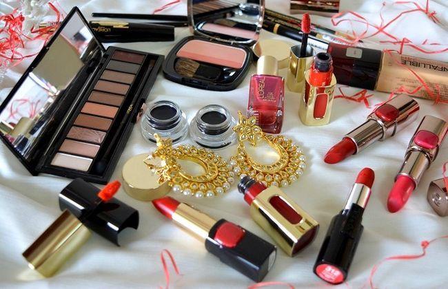 Unboxing den L`Oreal Make-up Designer paris festliches Fieber Make-up-Kit