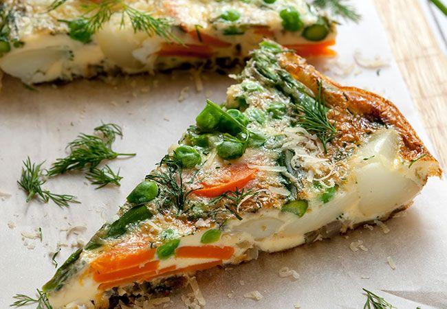 Vegetarisches Protein-Picks