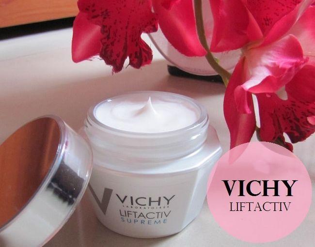 Vichy Liftactiv höchste Creme Überprüfung, Preis: normale bis Mischhaut