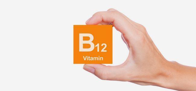 Vitamin B12-Mangel - Ursachen, Symptome und Behandlung