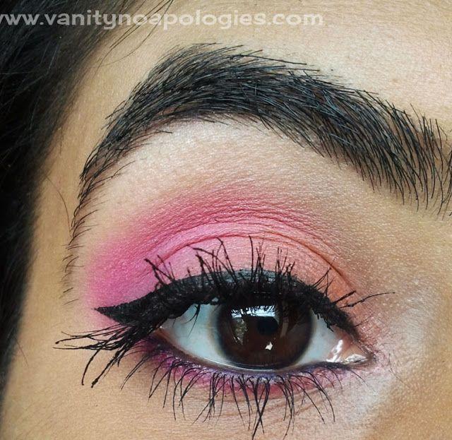 Vna l`Oreal Paris Sommer Augen Make-up contest entry 6 - Süßigkeiten