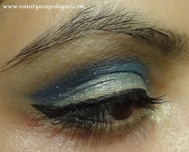 Vna l`Oreal Paris Sommer Augen Make-up contest entry 11 - Zeit am Strand
