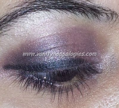 Vna l`Oreal Paris Sommer Augen Make-up contest entry 16 - helle Augen