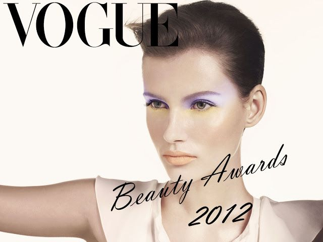 Vogue Beauty Awards 2012: Make-up, Haut, Haare, Duft Gewinner!