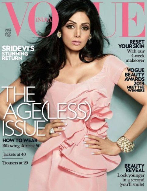 Auszeichnungen Vogue Beauty 2013: Sieger Make-up, Haut, Haarpflege, Duft
