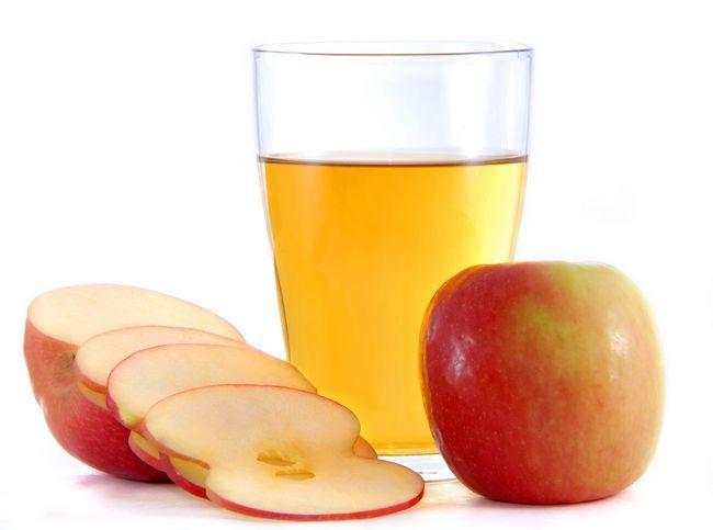 Bin ich falsch über Apfelessig für Akne?