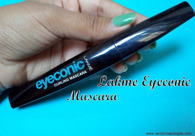 Was ist gut über lakme eyeconic Mascara?