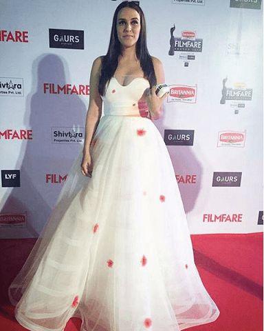 Wer trug was: Filmfare Awards 2016