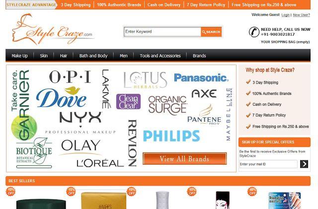 Warum sollten Sie von stylecraze.com einkaufen? Und meine Beute!