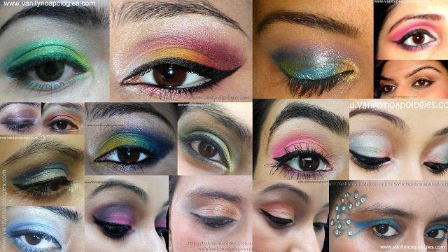 Die Gewinner des vna l`Oreal Paris Sommer Augen Make-up-Wettbewerb!