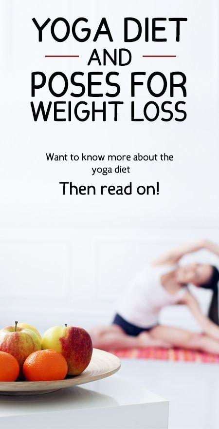 Yoga Ernährung und Posen für den Gewichtsverlust